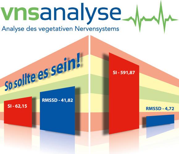 VNS Analysegrafik